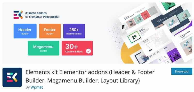 Elements Kit Elementor